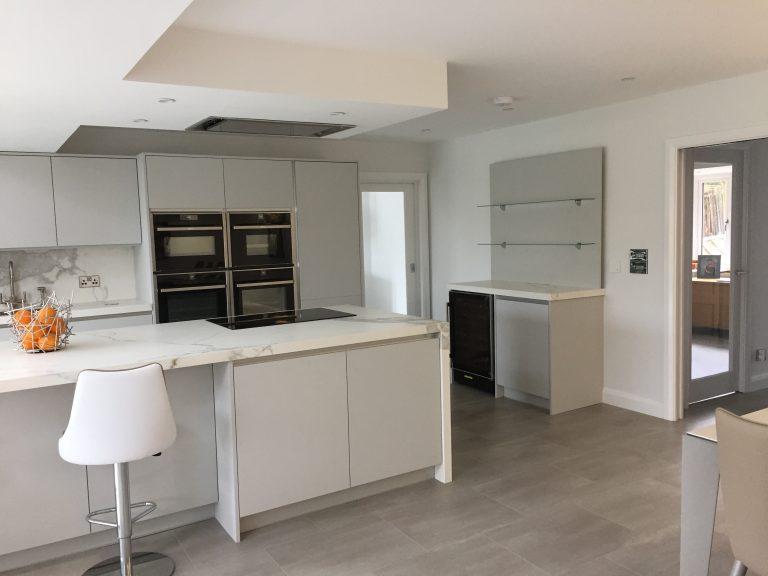 kitchen builders fitted kitchen